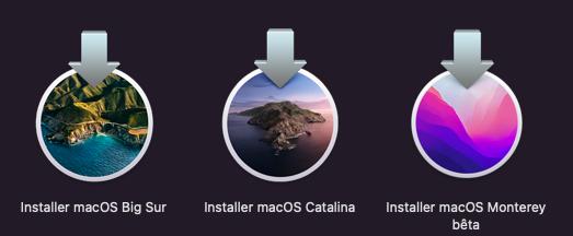 Tuto triple boot macOS avec opencore 073 Capt1171