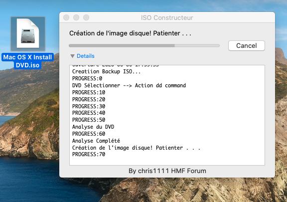 Tuto : utilisation de ISO Constructeur Captu103