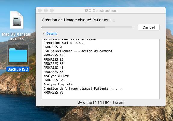 Tuto : utilisation de ISO Constructeur Captu104