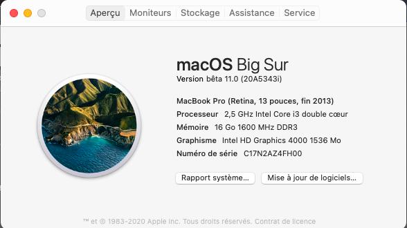 MacOS Big Sur ,  BIO F74 ( HP 6570b ) 100% - Page 2 Captu236