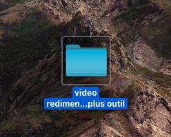 Redimensionner Images Captu298