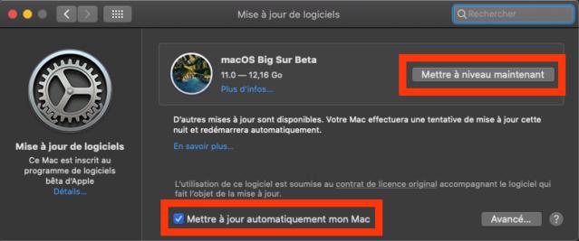 [résolu]Actualización Big Sur Beta 6 Captu320
