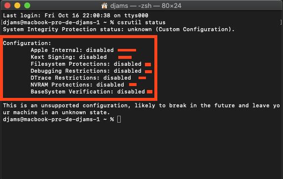 RESOLU - Probleme boot Cle USB CATALINA Captu367
