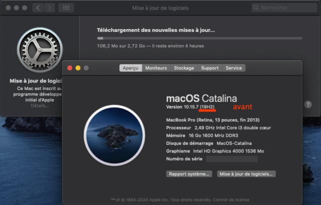 Catalina 10.15.7 beta  Captu476