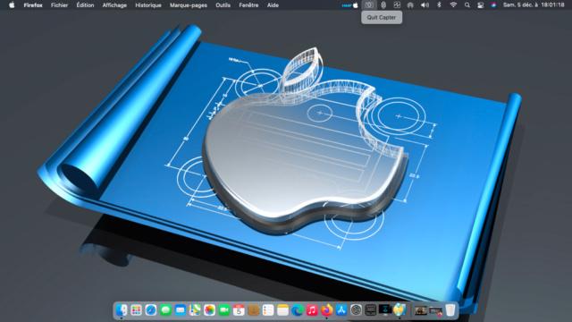 Fond d'ecran sous MacOS BigSur - Post solutionné Captu481