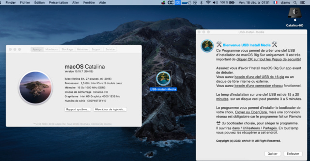 [résolu] Problème upgrade Catalina vers BS avec MACOSX-BS-Installer / OC Captu534