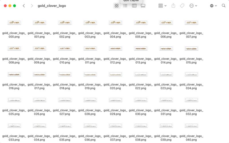 Gold_Clover OC Integration Captu544