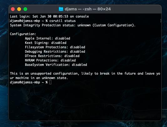 [Résolu] Problème d'installation Big Sur Open Core Captu655