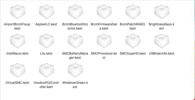 (resolu) trackpad absent clover 5129 Captu665