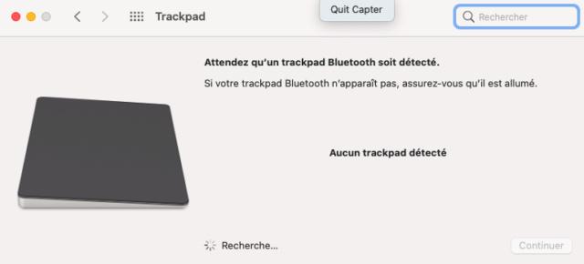 (resolu) trackpad absent clover 5129 Captu678
