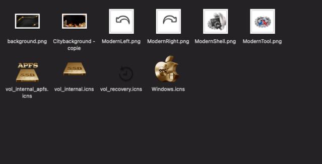 Themes Modern OpenCore-0.6.6 Captu697
