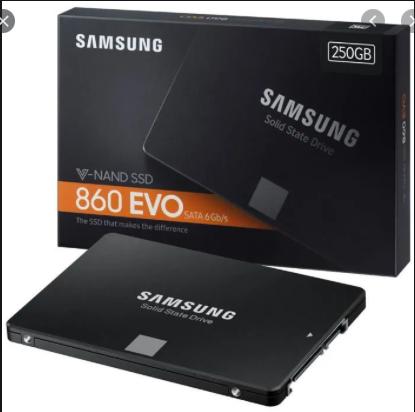 Installation High Sierra sur ssd externe Samsung t7 Captu710