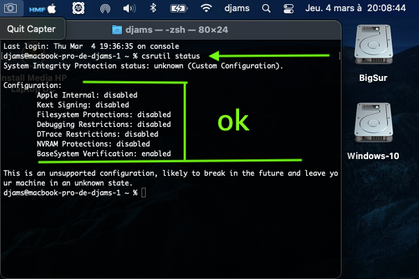 Probleme installation Clover_v2.5k_Special Edition-v7 Captu810