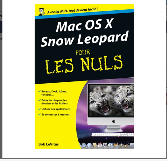 (RESULU) OUI OU NON POUR SNOW LÉOPARD / futur collection . Captur56