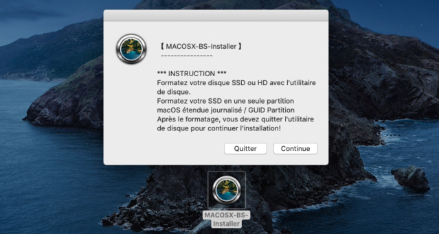 [résolu] Problème upgrade Catalina vers BS avec MACOSX-BS-Installer / OC Image_13