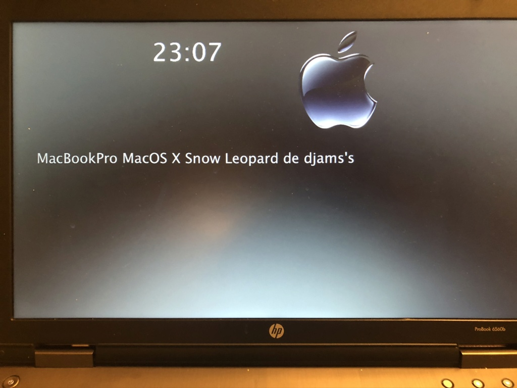 (RESOLU) projet macOS snow léopard 10.6.7 Img_4331