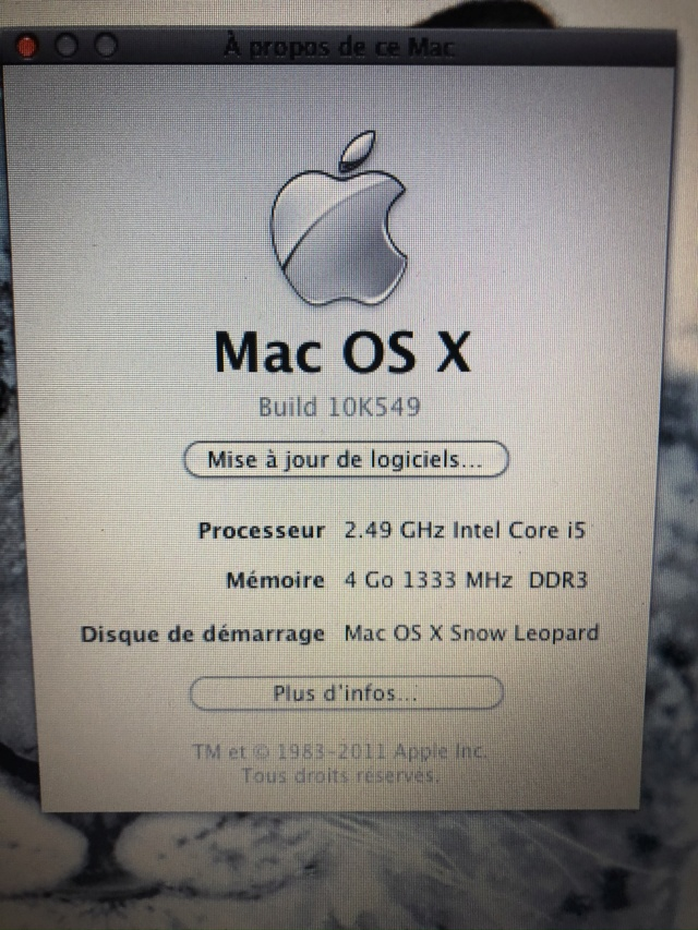 (RESOLU) projet macOS snow léopard 10.6.7 Img_4339