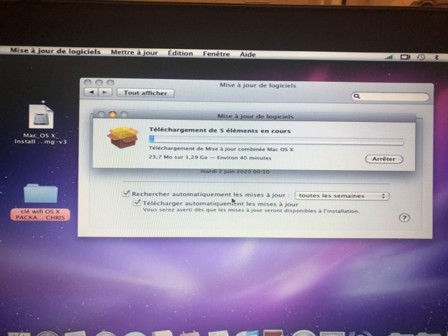 Tuto  Snow Leopard Version Gold Master 10A432 sur HP ProBook 6560b . - Page 2 Img_4519