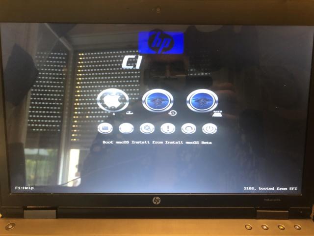 MacOS Big Sur ,  BIO F74 ( HP 6570b ) 100% Img_4813