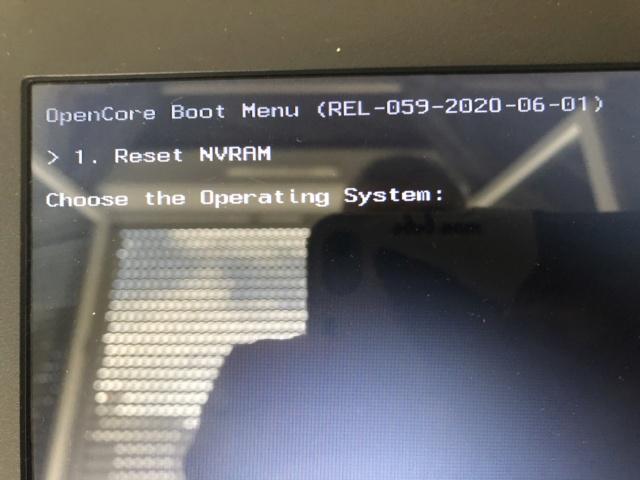 MacOS Big Sur ,  BIO F74 ( HP 6570b ) 100% Img_5111