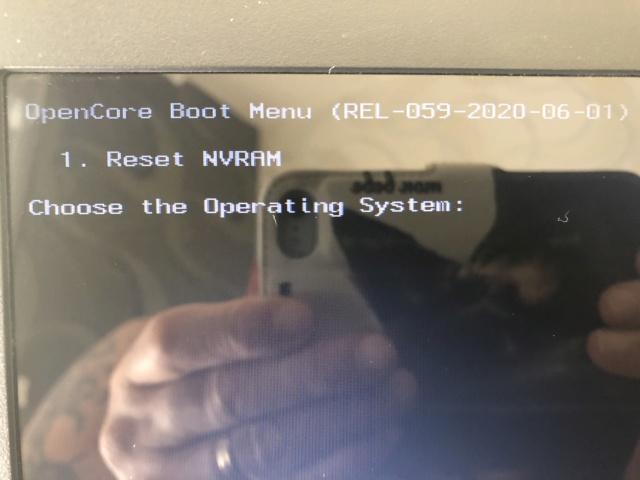 MacOS Big Sur ,  BIO F74 ( HP 6570b ) 100% Img_5112