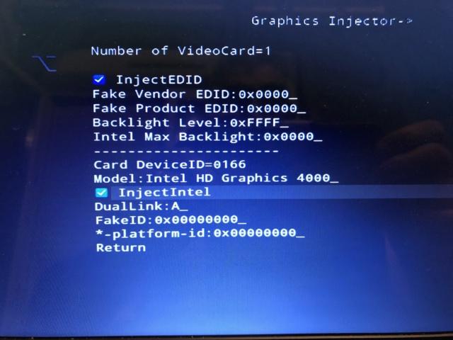 OK pour HP ProBook 6570b i3 / Big Sur et Clover EFI . Img_5124