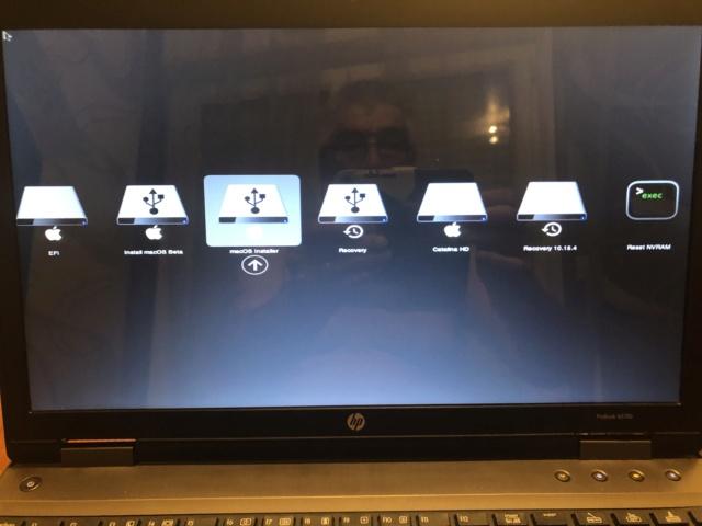 MacOS Big Sur ,  BIO F74 ( HP 6570b ) 100% - Page 2 Img_5210