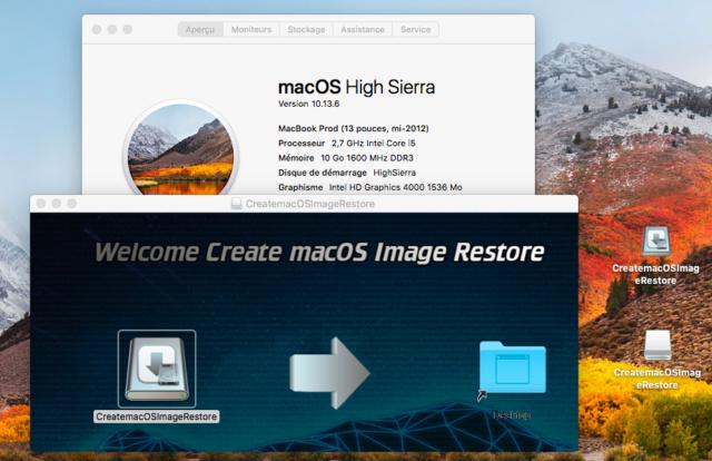 Create macOS Image Restore Sans_187