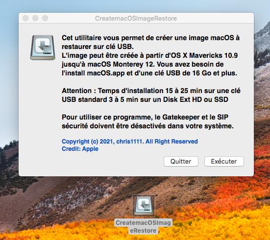 Create macOS Image Restore Sans_188