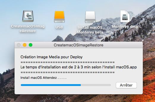 Create macOS Image Restore Sans_195