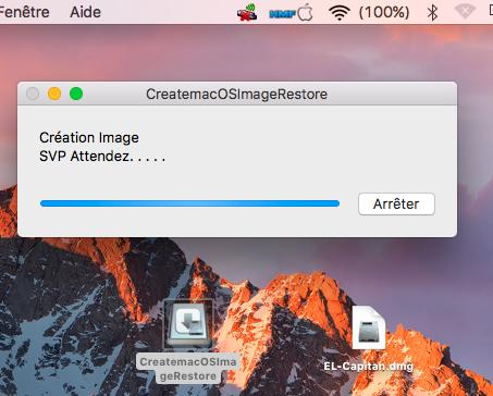 Create macOS Image Restore Sans_204