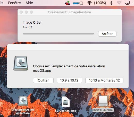 Create macOS Image Restore Sans_206