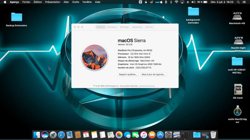 installation réussi sur HP 6570b i3 Sans_t32