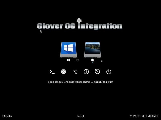 (resolu) trackpad absent clover 5129 Screen22