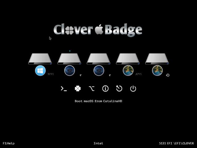 Impossible de créer clef de boot mojave Screen25