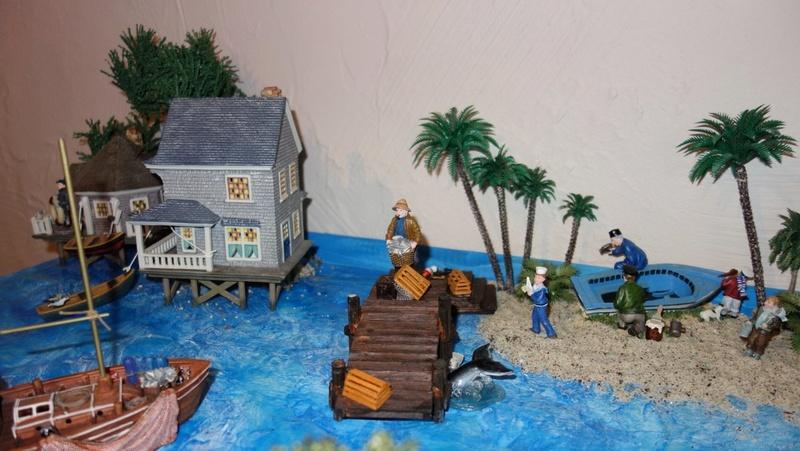 """Mon village """"Noël en été"""" (Gwen) Dsc01638"""