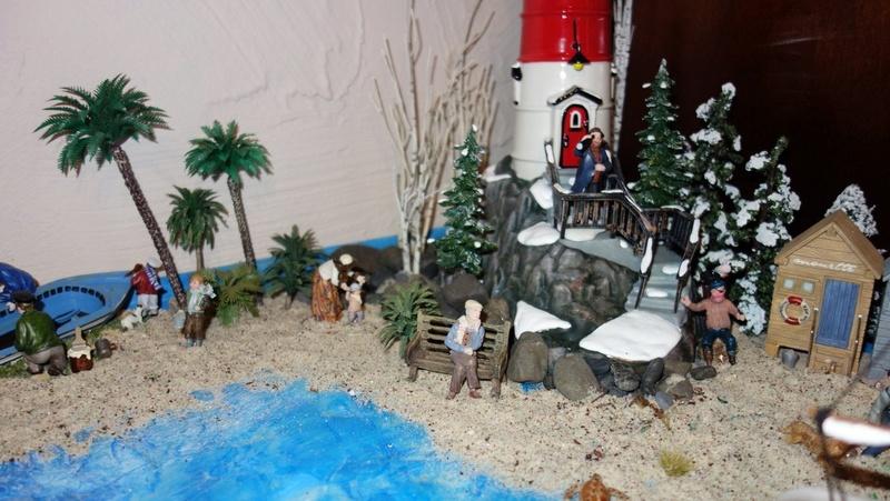 """Mon village """"Noël en été"""" (Gwen) Dsc01640"""