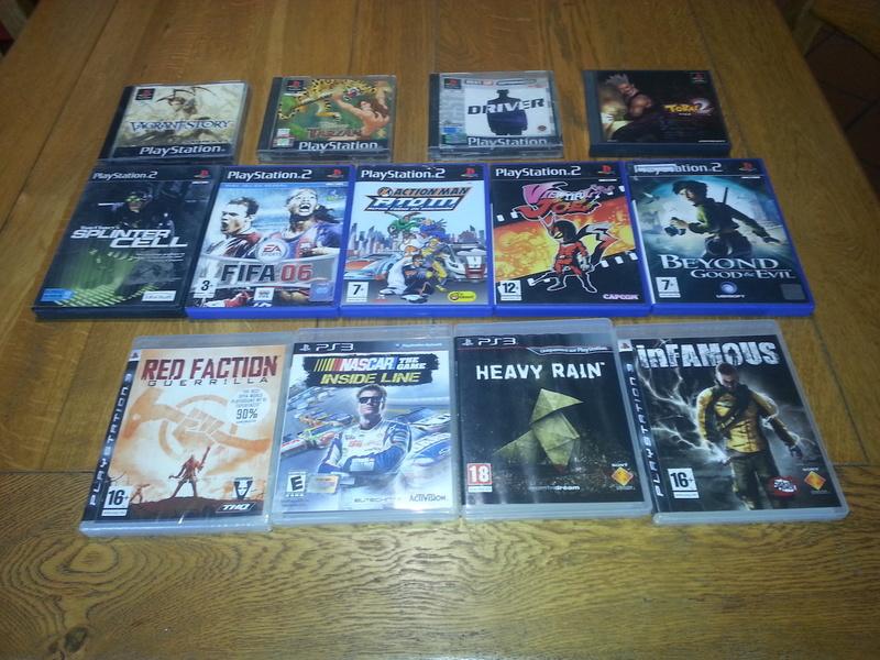 [VDS] JEUX PS1 PS2 PS3 PS4 PSVITA Lot_so10