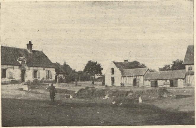 Les Chasseurs en mai-juin 1940. Ferme_10
