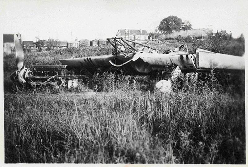 Les Chasseurs en mai-juin 1940. Potez_10