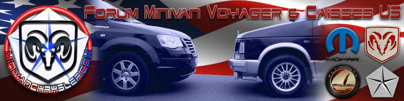 Forum des minivans Chrysler Voyager et caisses US