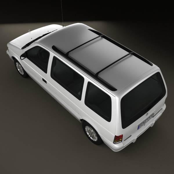 S2 en réalisation 3D Dodge_36