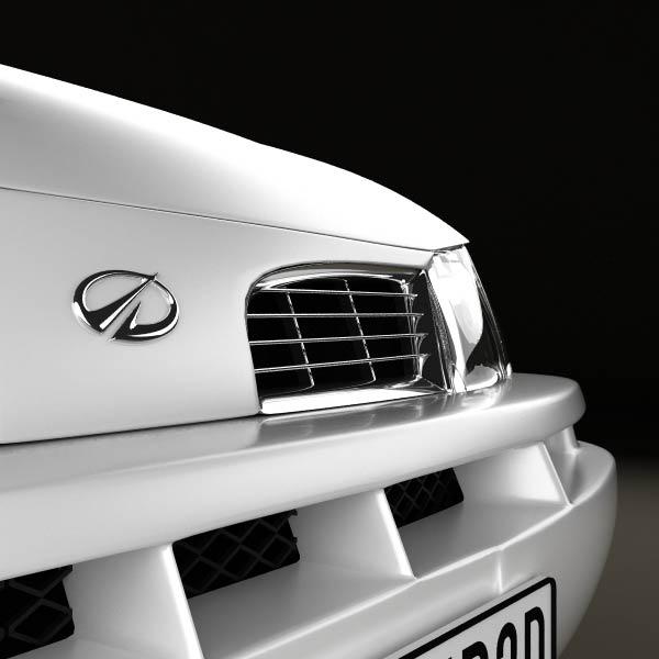 Oldsmobile Silhouette en réalisation 3D Oldsmo19