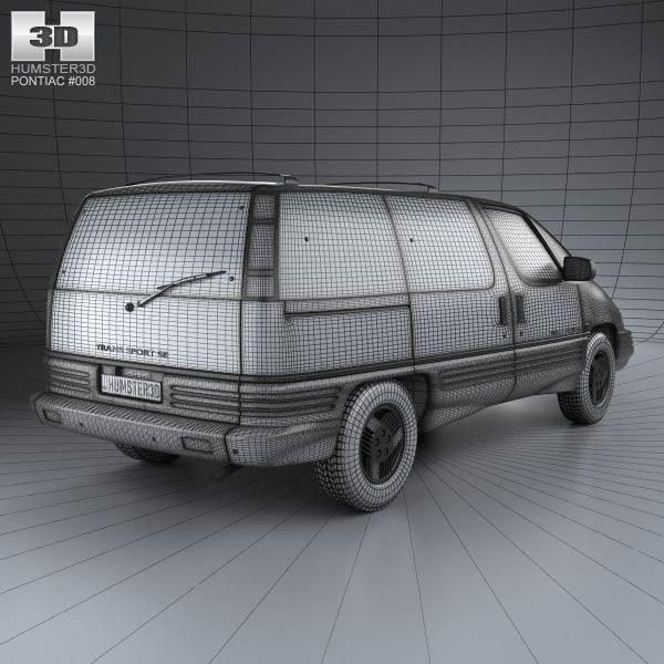 Pontiac Trans Sport en réalisation 3D Pontia13