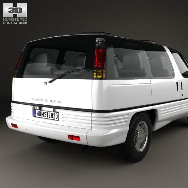 Pontiac Trans Sport en réalisation 3D Pontia16