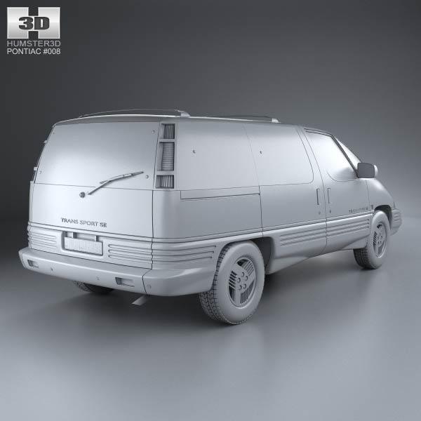 Pontiac Trans Sport en réalisation 3D Pontia21