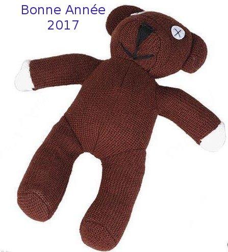 Bonne Année 2017 à tous et toutes ! Teddy210