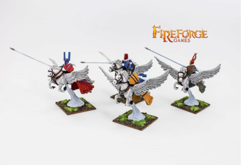 Fire forge games - âges sombres et moyen âge Knight11