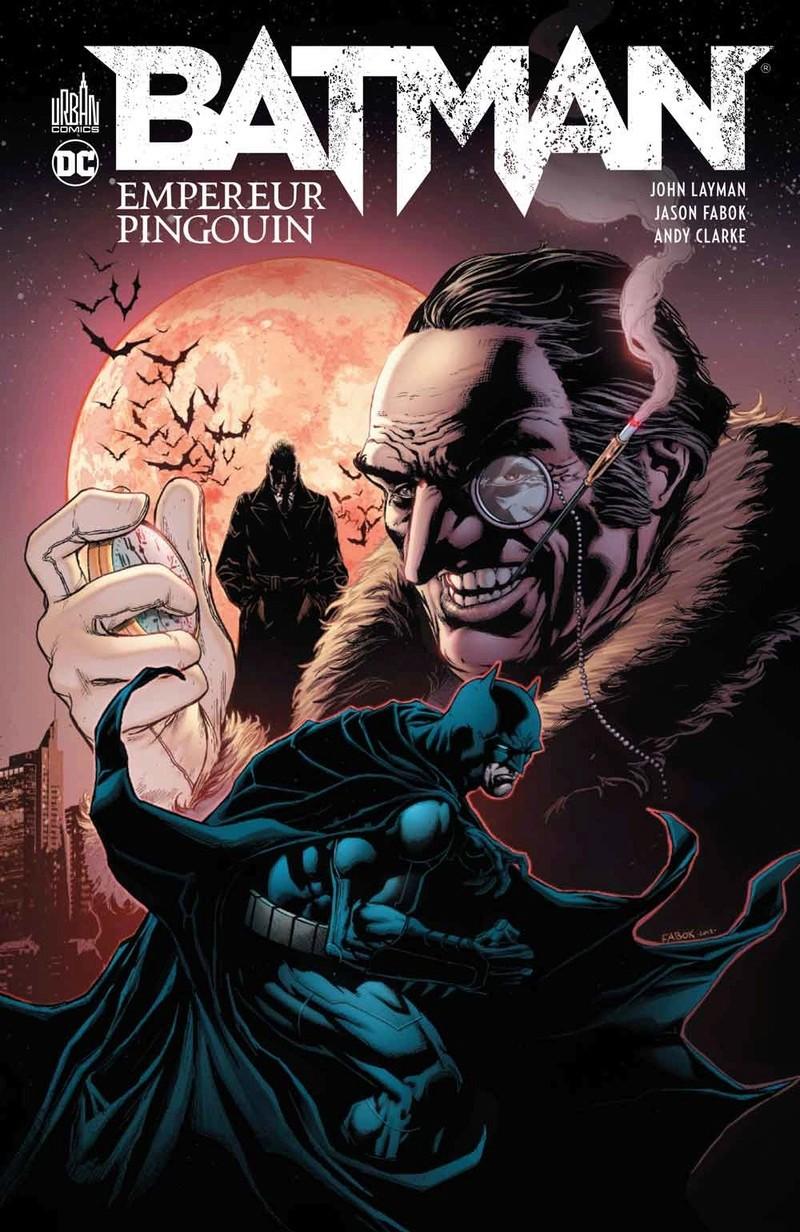 Nouveautés BD & COMICS 2017.05 du 30 janvier au 4 février 2017   Batman13