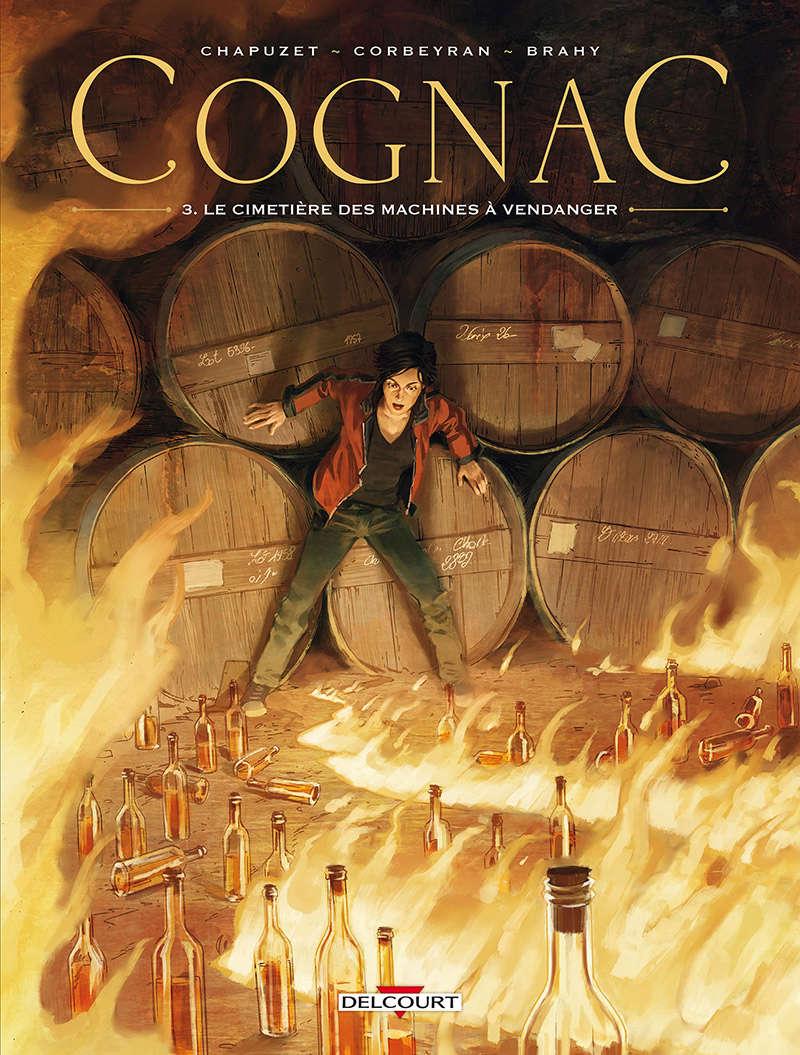 Nouveautés BD & COMICS 2017.03 du 16 au 21 janvier 2017   Cognac10